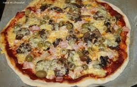 recettes de julie andrieu cuisine pizza jambon chignons pâte et croustillante de julie