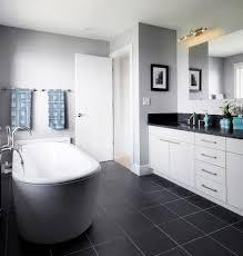 charming black white bathroom 28 black white silver bathroom
