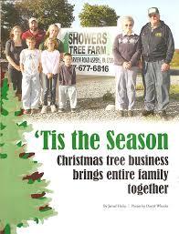 tis the season u2013 christmas tree family business u2013 gettysburg