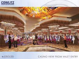 Native Lights Casino Cowlitz Tribe Reveals Name For Casino Ilani The Columbian