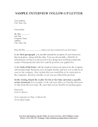 sample follow up letter after submitting a resume resume for study