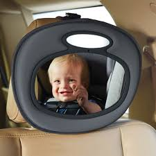 baby car mirror with light night light baby in sight mirror car seat mirror
