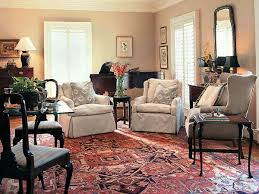 Persian Rug Decor Adorn Your Rooms With Oriental Carpets Oriental Rug Room And