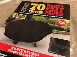 backyard grill 70 inch heavy duty gas u0026 charcoal grill cover