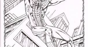 spiderman coloring pages archives cool coloring pages