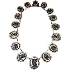 cameo antique necklace images Antique berlin iron cameo necklace c1815 for sale at 1stdibs jpeg