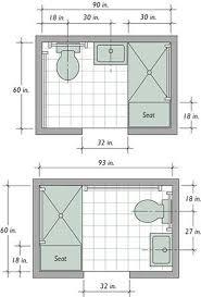 bathroom floor plans best 25 small bathroom floor plans ideas on small