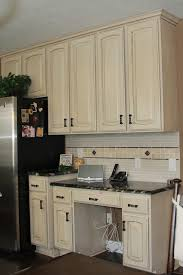 What Color Granite Goes With White Cabinets by Interior Backsplash Ideas With White Cabinets And Dark