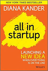 all in startup launching a new idea when everything is on the