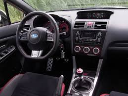 subaru impreza steering wheel review 2015 subaru wrx sti canadian auto review