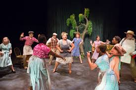 spinning tree theatre s finian s rainbow is an entertaining throwback