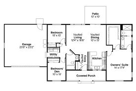 Ranch Floor Plan Ranch House Plan Mackay 30 459 Floor Plan Floor Plans For Ranch