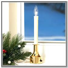 battery operated window lights cordless window candles with timer candles for windows with timers