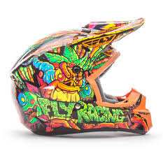 youth motocross helmets fly racing new 2016 youth mx kinetic jungle orange green motocross