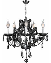 Maria Theresa 6 Light Crystal Chandelier Here U0027s A Great Price On Maria Theresa 5 Light Chrome Finish And