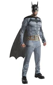 amazon com rubie u0027s costume men u0027s arkham city batman clothing