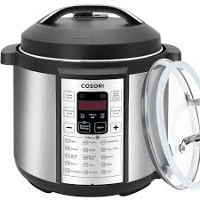 black friday amazon pressure cookers cosori electric pressure cooker 7 in 1 multifunctional with