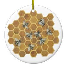 bee ornaments keepsake ornaments zazzle