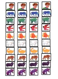 brown bear brown bear u201d sequencing activity free printable