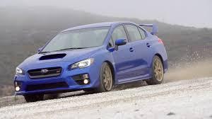 subaru wrc 2015 2015 subaru wrx sti dirt road test drive youtube
