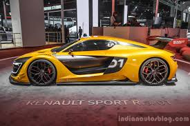 renault rs 01 renault rs 01 side at auto expo 2016 indian autos blog