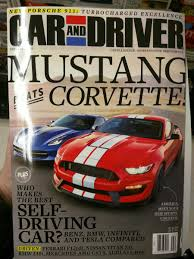 corvette magazine subscription mustang beats corvette car and driver magazine camaro6