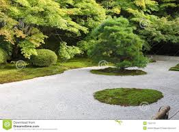 Zen Rock Garden by Japanese Rock Garden Stock Image Image 15507131