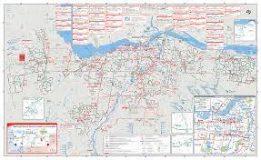 Map Of Ottawa Canada by Public Transit Slow Ottawa