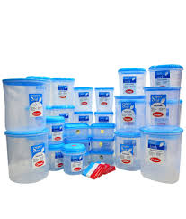 blue kitchen canisters marvelous plastic storage containers kitchen