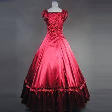 Victorian Halloween Costumes Women Aliexpress Buy Dress Princess Belle Costume