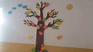 autumn tree craft ideas 2 funnycrafts