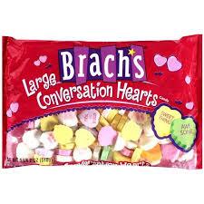 necco hearts brach s large conversation hearts 510 g walmart