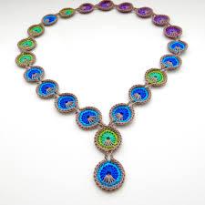 crochet necklace patterns images Crochet necklace awwake me jpg