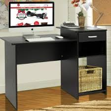 Small White Corner Computer Desk Desk Options For Small Spaces Laphotos Co