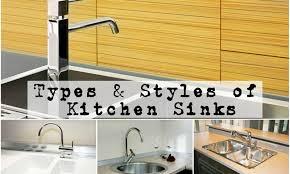 Kitchen Sinks Types by Types U0026 Styles Of Kitchen Sinks A Buyers Guide Heatandplumb Com