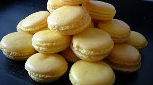 cuisiner avec un patissier recette pâtisserie macarons au citron à faire avec pâtissier