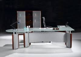 Home Office Glass Desks Glass Desk Table Modern Furniture Home Office Student With Drawers