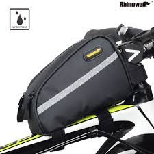 bicycle waterproofs aliexpress com buy rhinowalk bicycle waterproof top tube bag