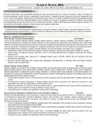 Resume For Mba Application Mba Marketing Resume Marketing Manager Resume Thumb Marketing