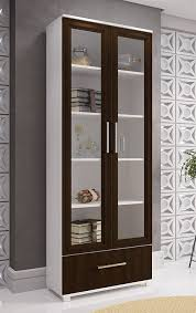 Bookcases With Doors On Bottom Furniture White Bookcase White Book Shelves Bookcase With