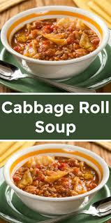 menu ideas for diabetics cabbage roll soup cabbage roll soup diabetic friendly and