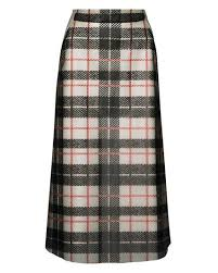 plaid skirt plaid skirts to wear this fall the new york times