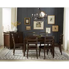 The Dining Room Brooklyn by Aamerica Brooklyn Heights Square Dining Leg Table With Butterfly
