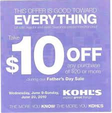 kitchen collection coupons printable kohls coupons promo codes