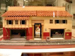 roman domus floor plan roman house facade roman house this is a composite versi u2026 flickr