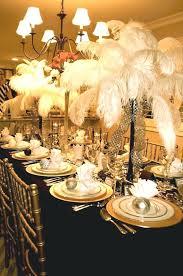 decorations ideas great gatsby chandelier great party decorations ideas party great