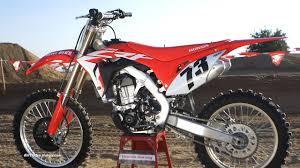 most expensive motocross bike 2018 honda crf450 dirt bike magazine youtube
