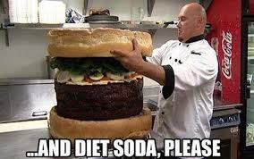 Meme Burger - and diet soda please thanks album on imgur