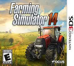 amazon farming simulator u002714 nintendo 3ds maximum games