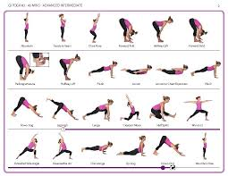 Chair Yoga Class Sequence 5 Downloadable Yoga Pose Sequences For All Levels A Charmed Yogi